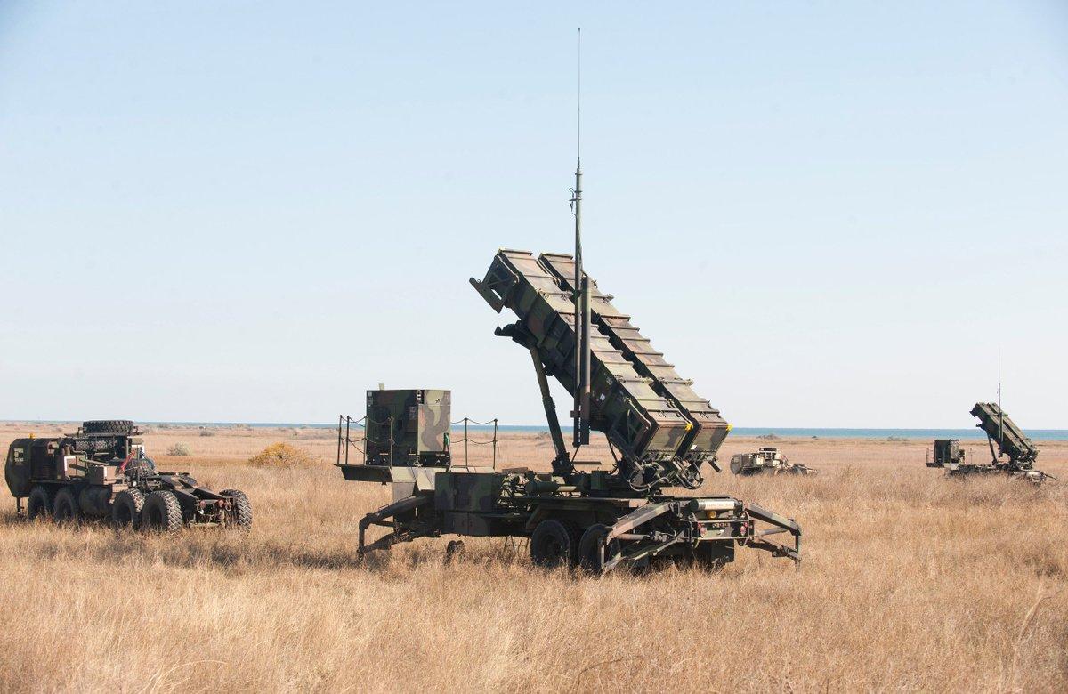 La próxima venta del sistema de misiles antiaéreos Patriot en Rumania 4120114_original