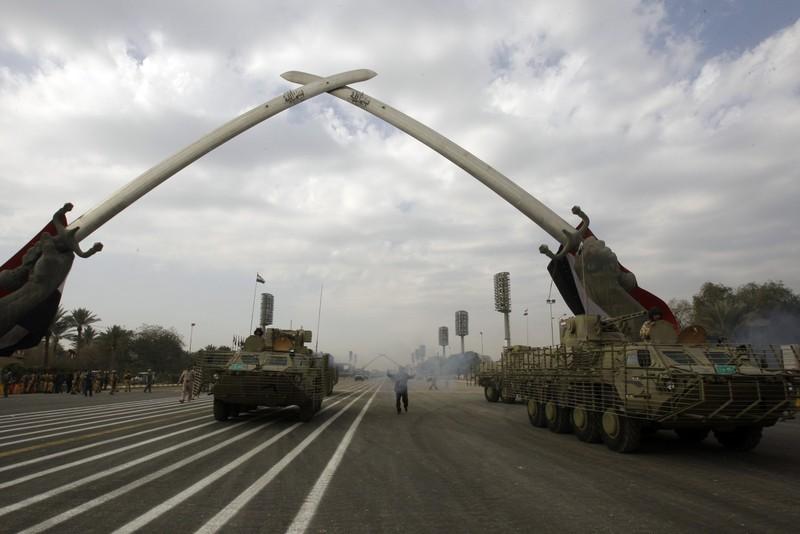 العراق تدرس إمكانية فسخ عقد لشرء 420 مدرعة 482137_original