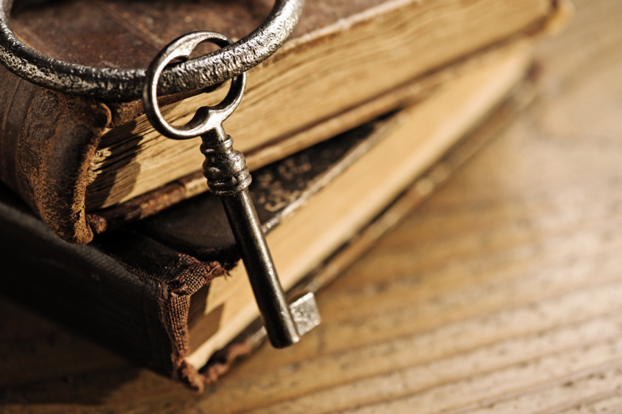 "Заговор ""Ключ Книги""  952316_900"