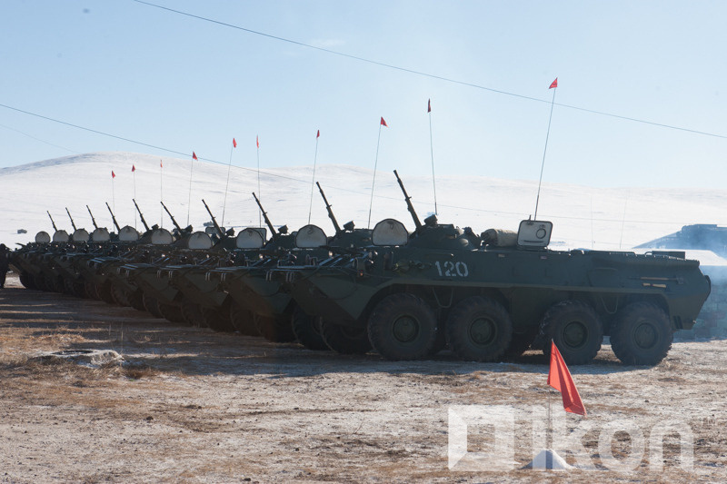 Russo-Mongolian defence co-operation 26101_900
