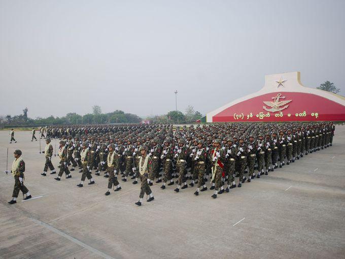 Myanmar Armed Forces 502549_original
