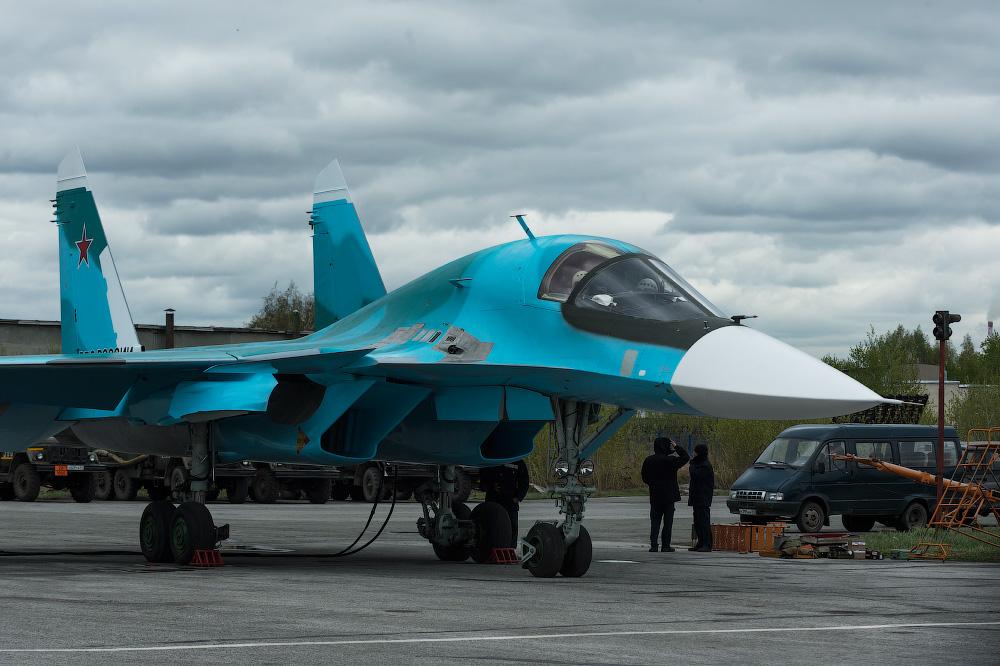 Novedades Sukhoi SU-34 Fullback  1094106_original