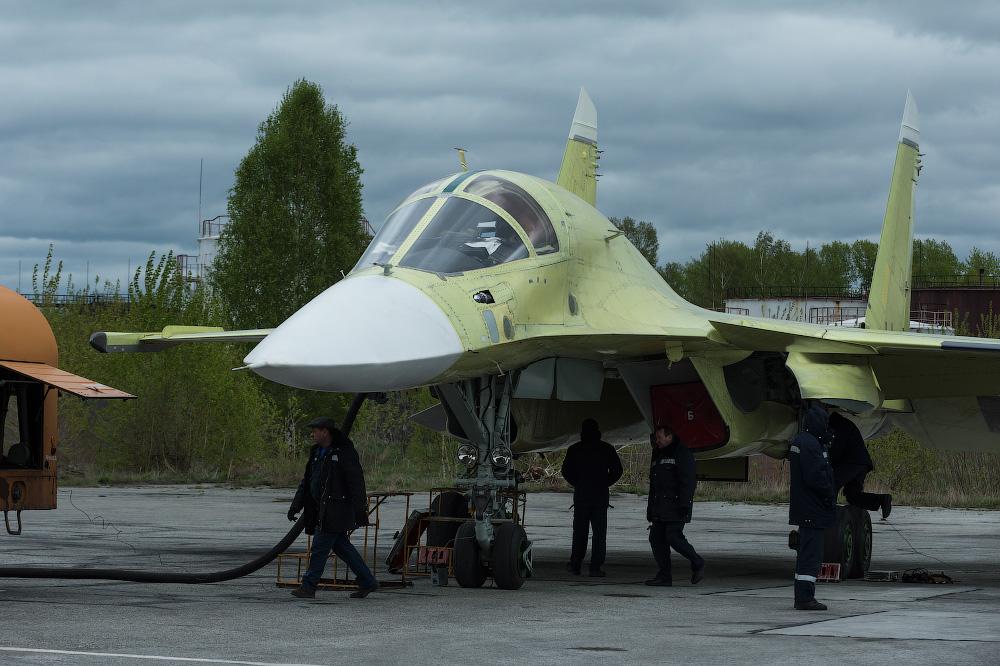 Novedades Sukhoi SU-34 Fullback  1094167_original
