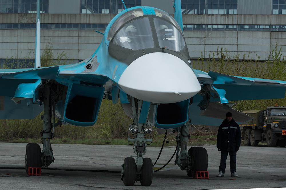 Novedades Sukhoi SU-34 Fullback  1094500_original