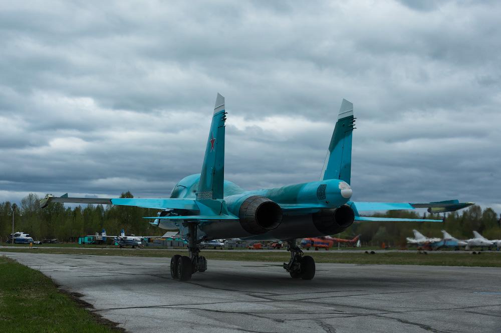 Novedades Sukhoi SU-34 Fullback  1095572_original