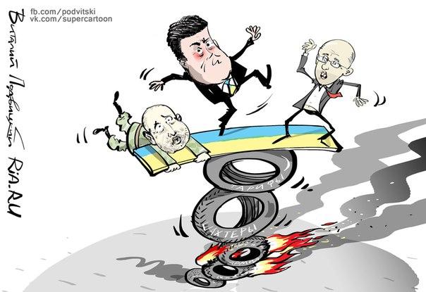Киевским «царькам» грозит люстрация! 83070_900