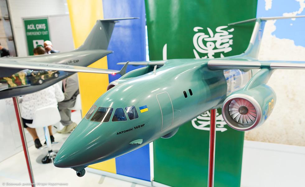 تدشين أول نموذج لطائرة انتونوف 132 صناعة سعودية اوكرانية مشتركة 2259377_original