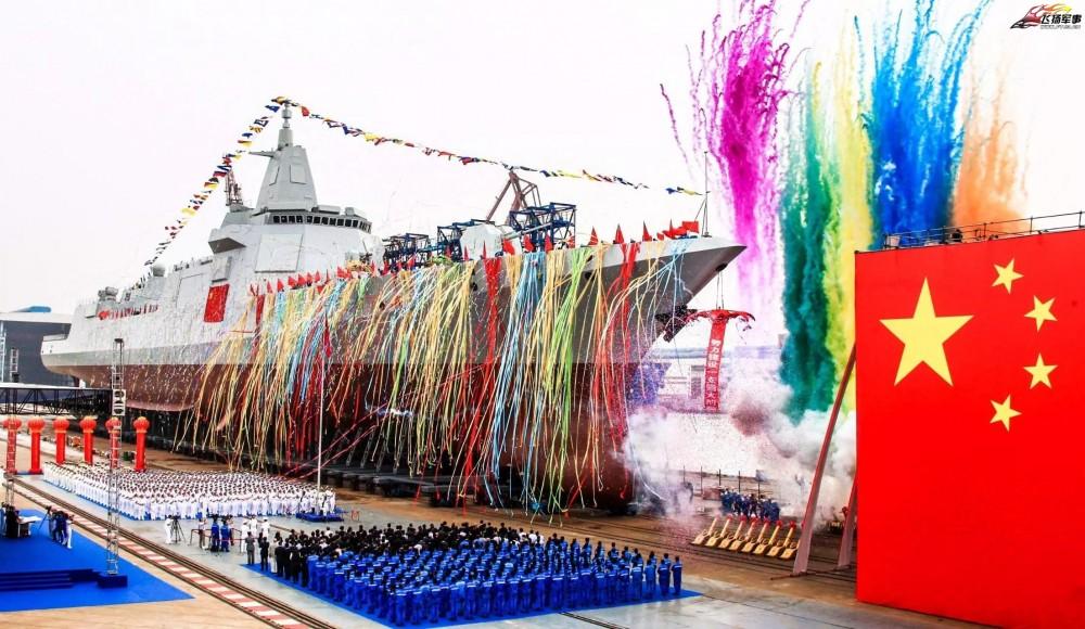 Type-055 DDG Large Destroyer Thread 1184619_1000