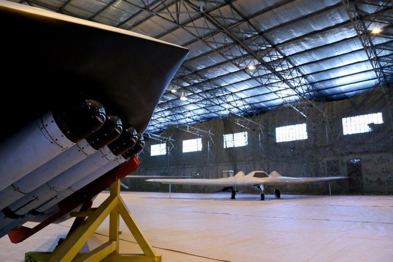 Iran's indigenous UAVs 774053_1000