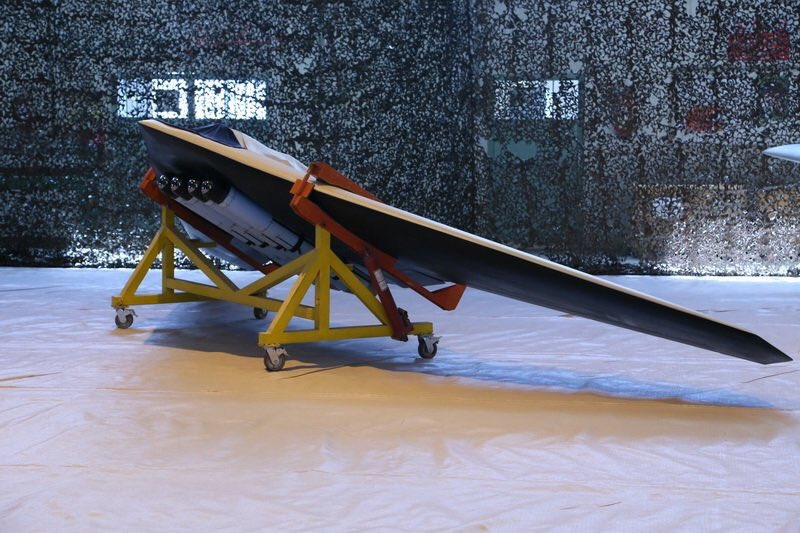 Iran's indigenous UAVs 774629_1000
