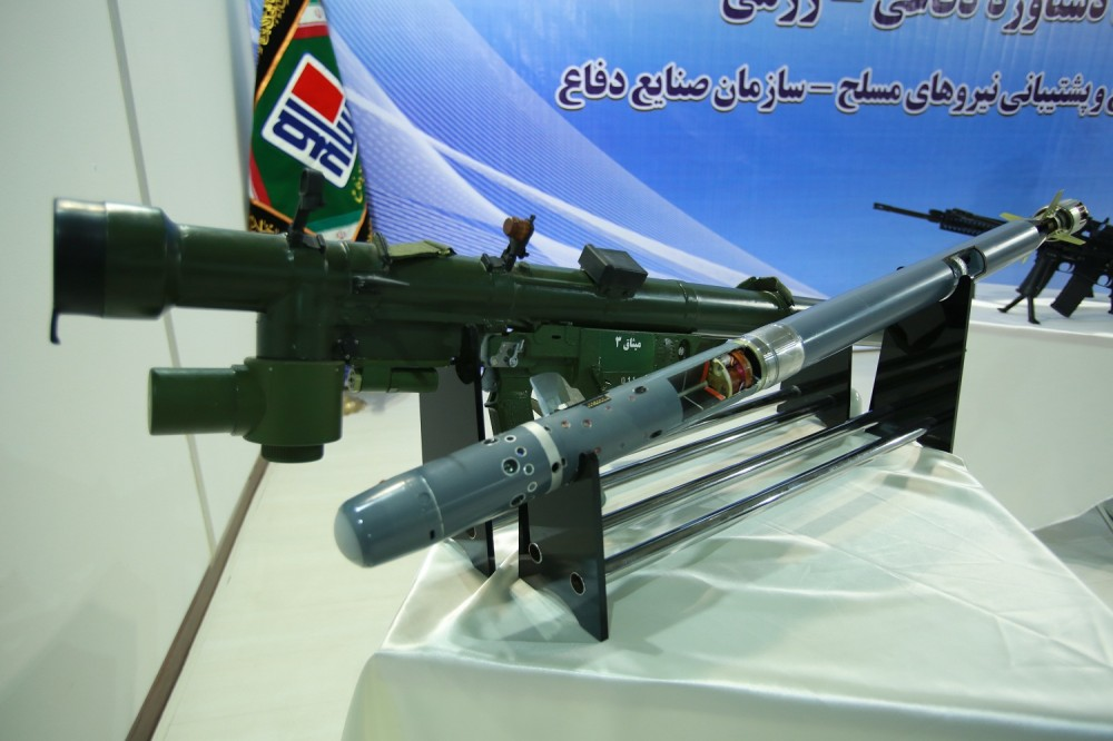 Iranian Small Arms: Thread 989658_1000
