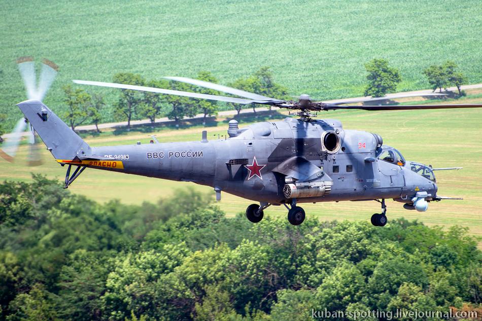 عائلة المروحية الهجومية المتعددة الأدوار الشهيرة Mi24 ـ Mi-35  - صفحة 2 1054769_original
