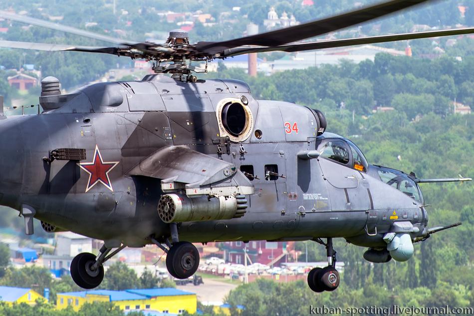 عائلة المروحية الهجومية المتعددة الأدوار الشهيرة Mi24 ـ Mi-35  - صفحة 2 1055037_original