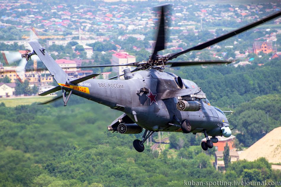 عائلة المروحية الهجومية المتعددة الأدوار الشهيرة Mi24 ـ Mi-35  - صفحة 2 1055398_original