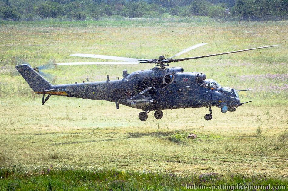 عائلة المروحية الهجومية المتعددة الأدوار الشهيرة Mi24 ـ Mi-35  - صفحة 2 1055649_original