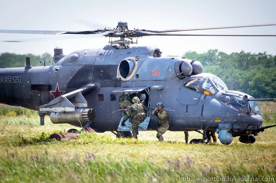 عائلة المروحية الهجومية المتعددة الأدوار الشهيرة Mi24 ـ Mi-35  - صفحة 2 1056038_original