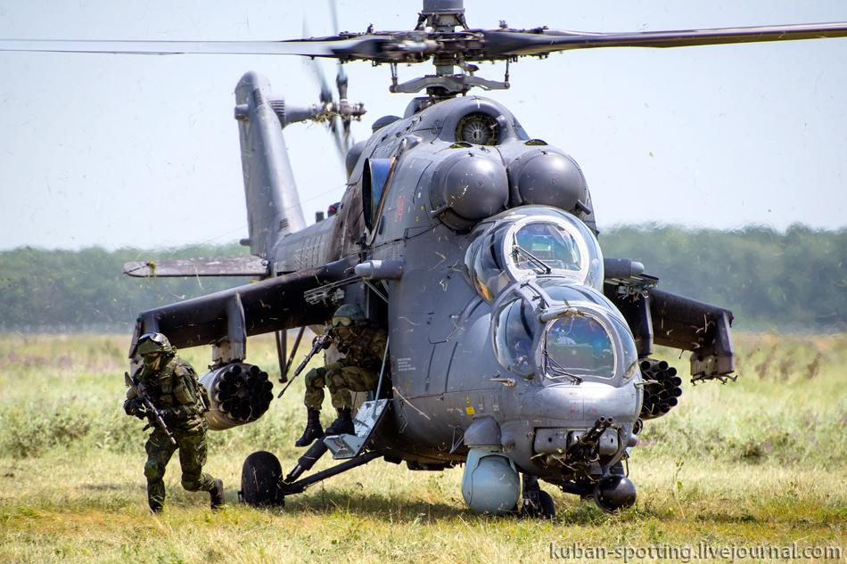 عائلة المروحية الهجومية المتعددة الأدوار الشهيرة Mi24 ـ Mi-35  - صفحة 2 1056547_original
