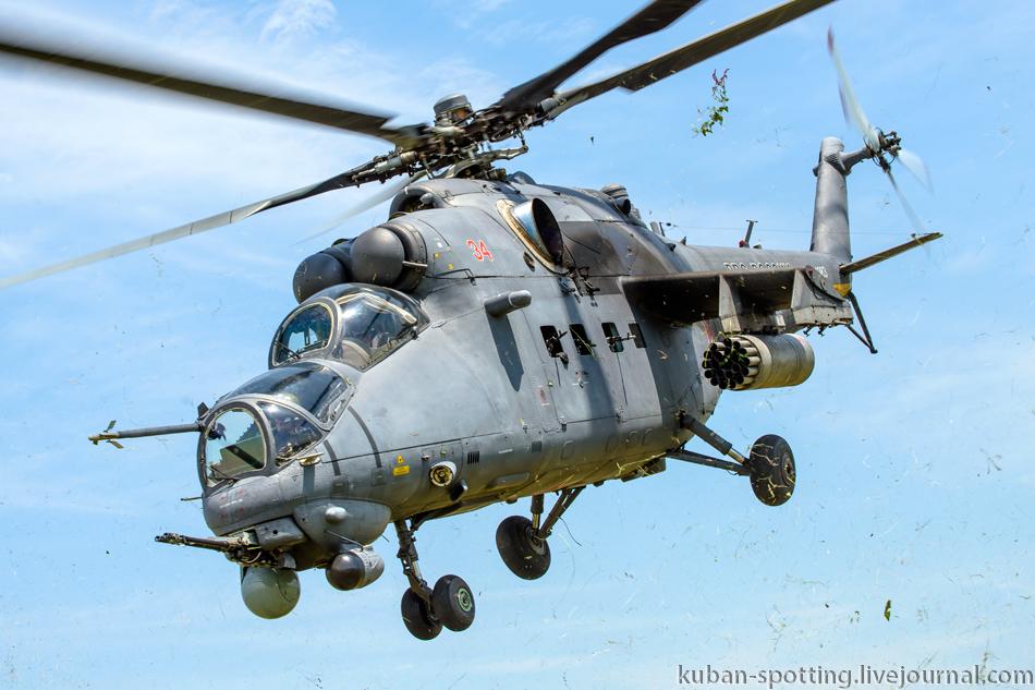 عائلة المروحية الهجومية المتعددة الأدوار الشهيرة Mi24 ـ Mi-35  - صفحة 2 1057256_original