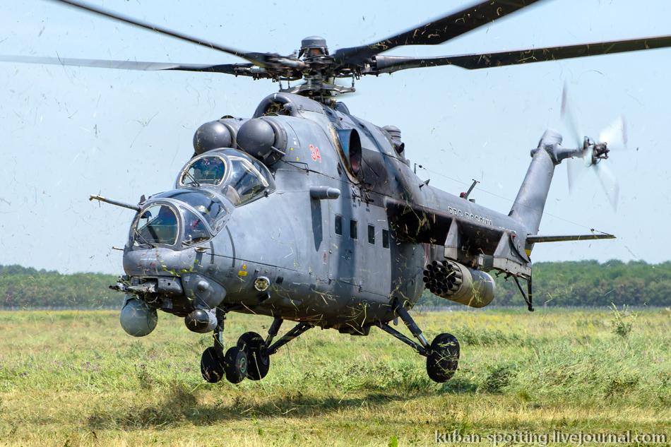 عائلة المروحية الهجومية المتعددة الأدوار الشهيرة Mi24 ـ Mi-35  - صفحة 2 1057403_original