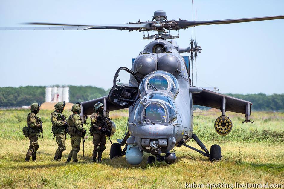 عائلة المروحية الهجومية المتعددة الأدوار الشهيرة Mi24 ـ Mi-35  - صفحة 2 1058382_original