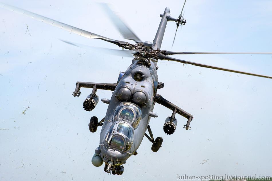 عائلة المروحية الهجومية المتعددة الأدوار الشهيرة Mi24 ـ Mi-35  - صفحة 2 1058751_original