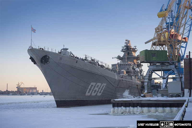 Upgraded Kirov class: Project 11442 [Admiral Nakhimov] - Page 6 688399_original