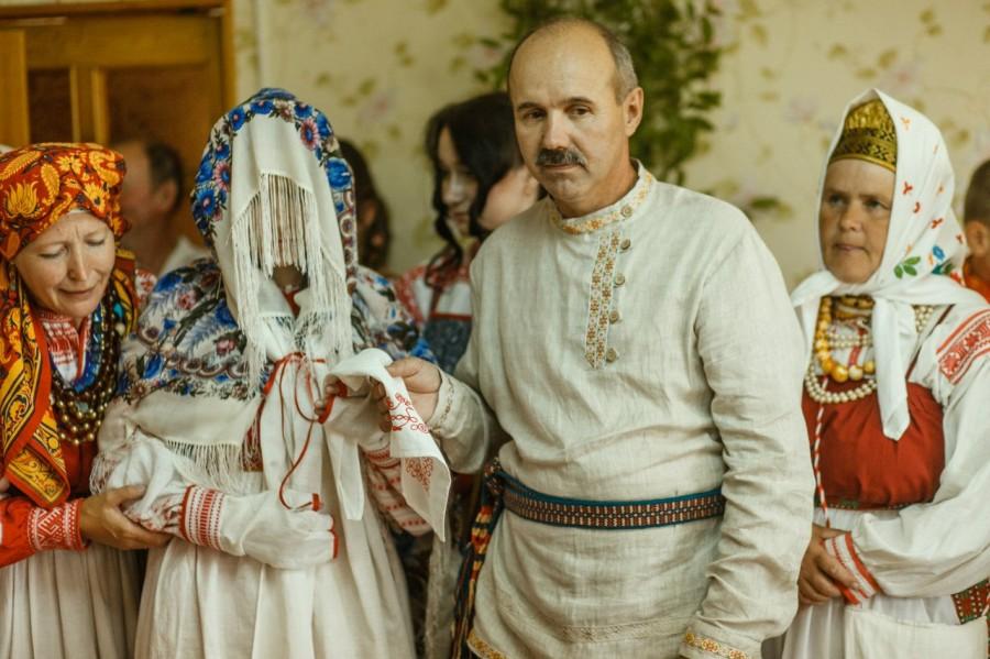 Чем настоящая русская свадьба отличается от нынешней. 6924560_original
