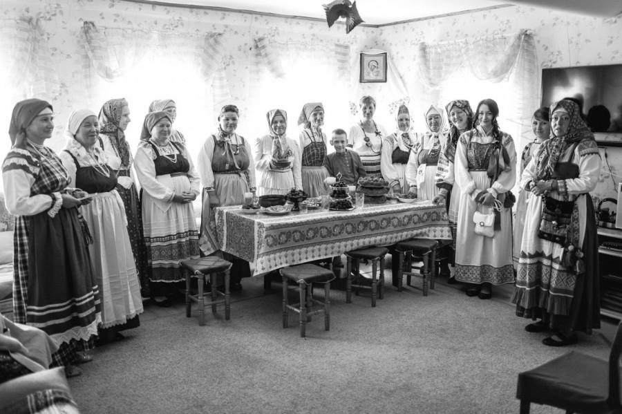 Чем настоящая русская свадьба отличается от нынешней. 6925540_original
