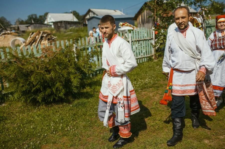 Чем настоящая русская свадьба отличается от нынешней. 6926270_original