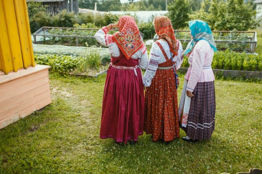 Чем настоящая русская свадьба отличается от нынешней. 6927123_original