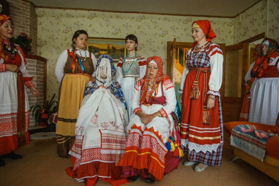 Чем настоящая русская свадьба отличается от нынешней. 6927652_original