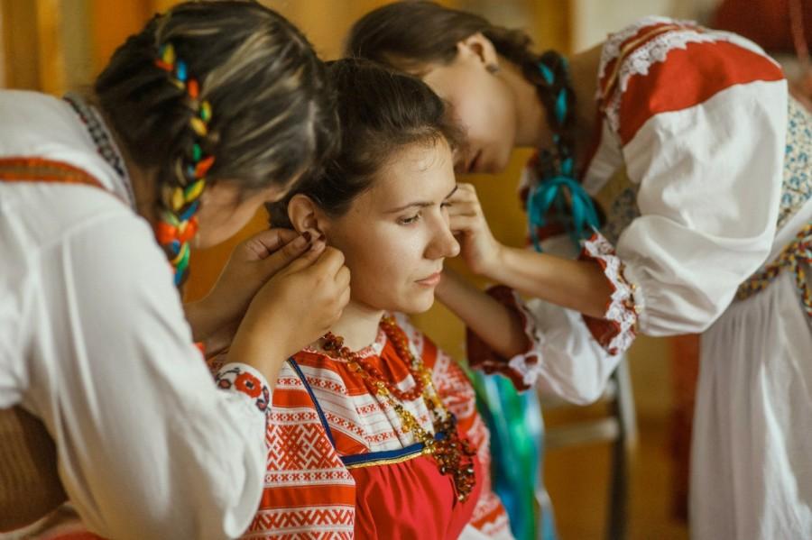 Чем настоящая русская свадьба отличается от нынешней. 6928805_original
