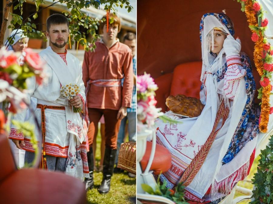 Чем настоящая русская свадьба отличается от нынешней. 6937327_original