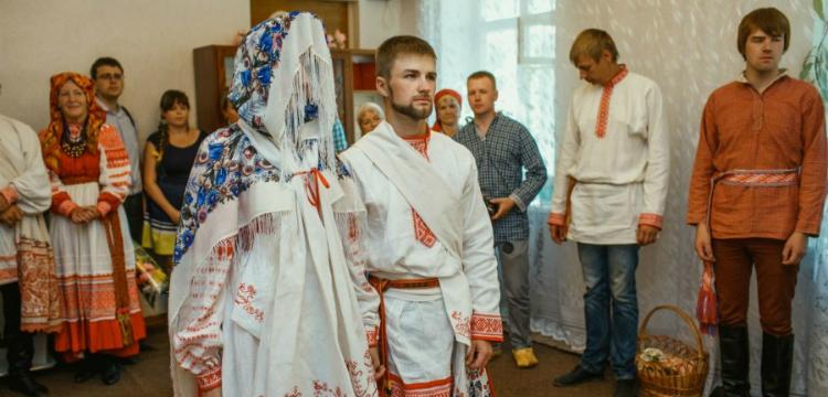 Чем настоящая русская свадьба отличается от нынешней. 6955351_original