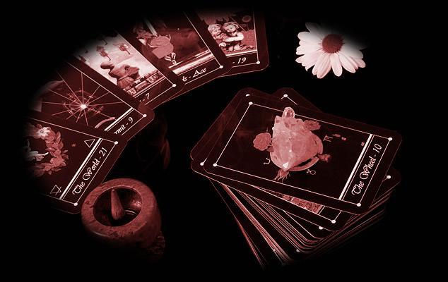 Открываю новый мастер класс по магии таро 11057_original