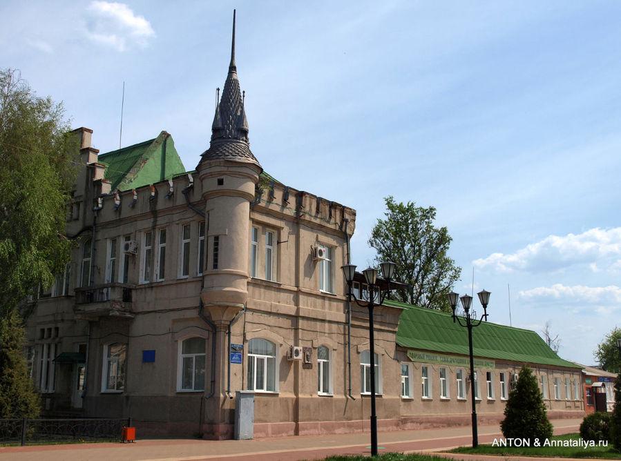 Российская провинция: чистая и ухоженная 1087690_original