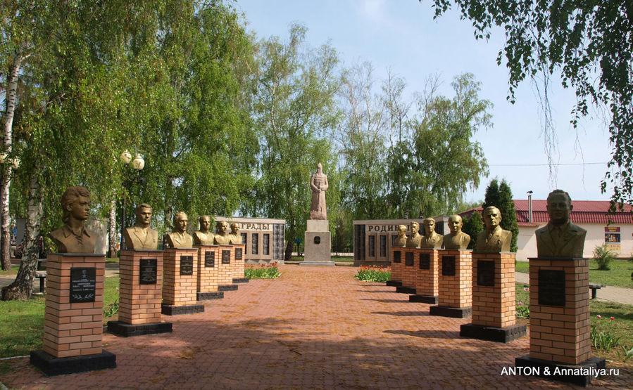 Российская провинция: чистая и ухоженная 1088427_original