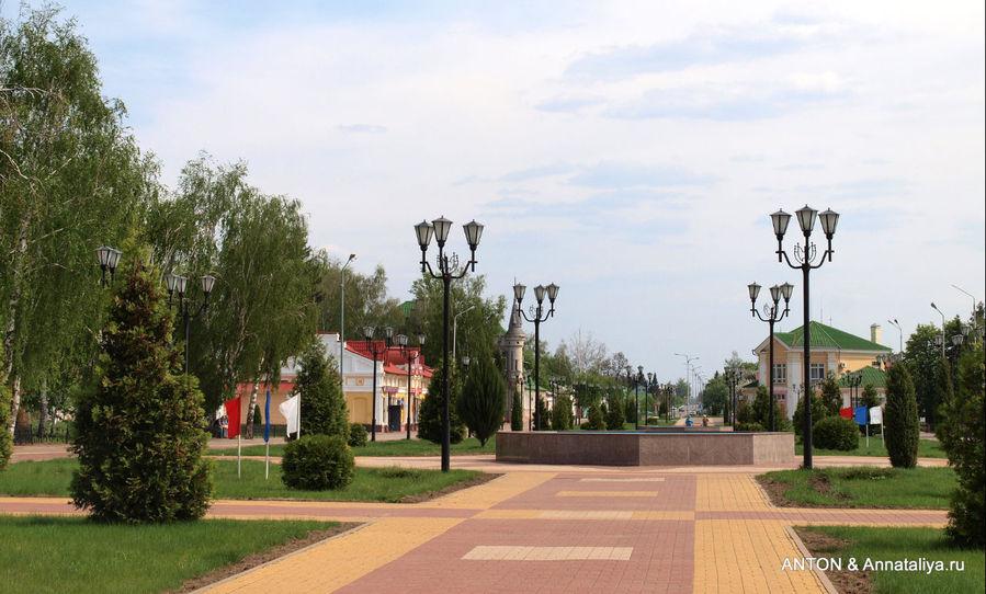 Российская провинция: чистая и ухоженная 1088630_original