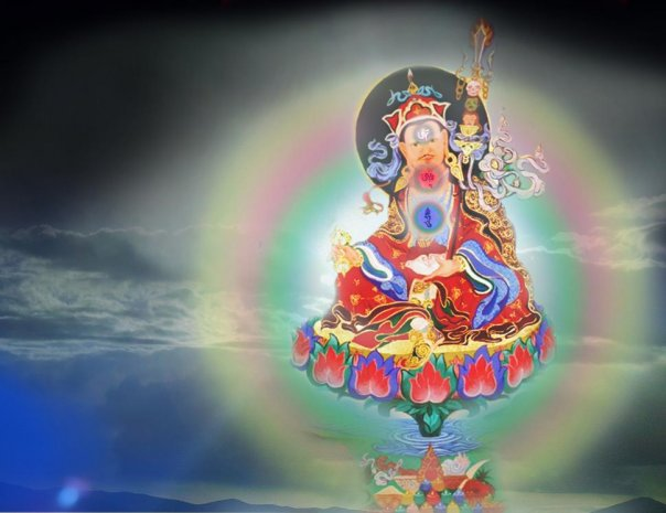 Гуру Ринпоче (Падмасамбхава) и мантры Original