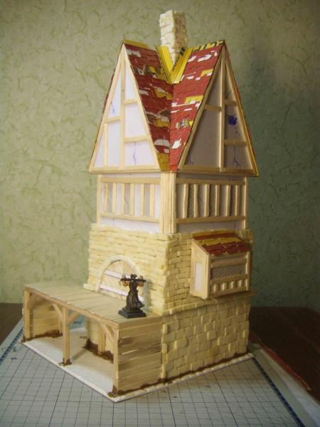 house - Mordheim house  270485_600