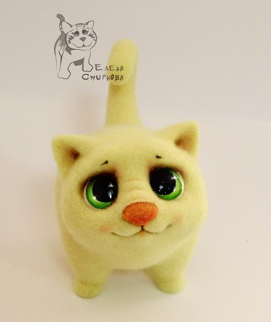 Котенок Чуня. Original