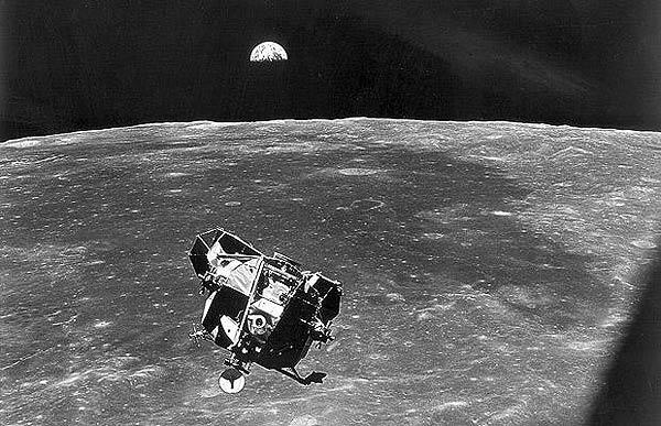 Влияние Луны, базы пришельцев, обман, связанный с путешествием человека на Луну / 55 04