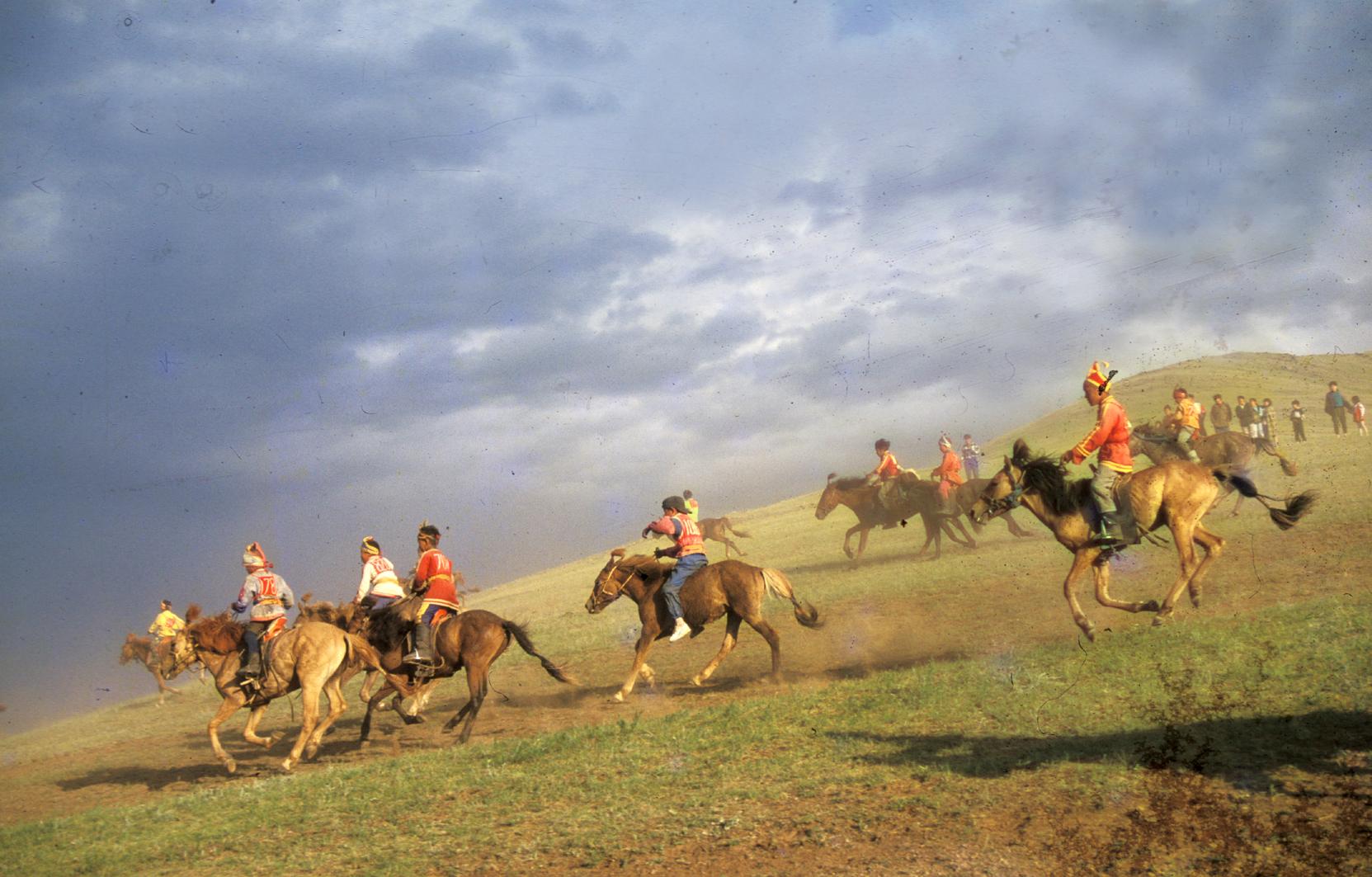 Mongolija Mongolia-nadaam-festival