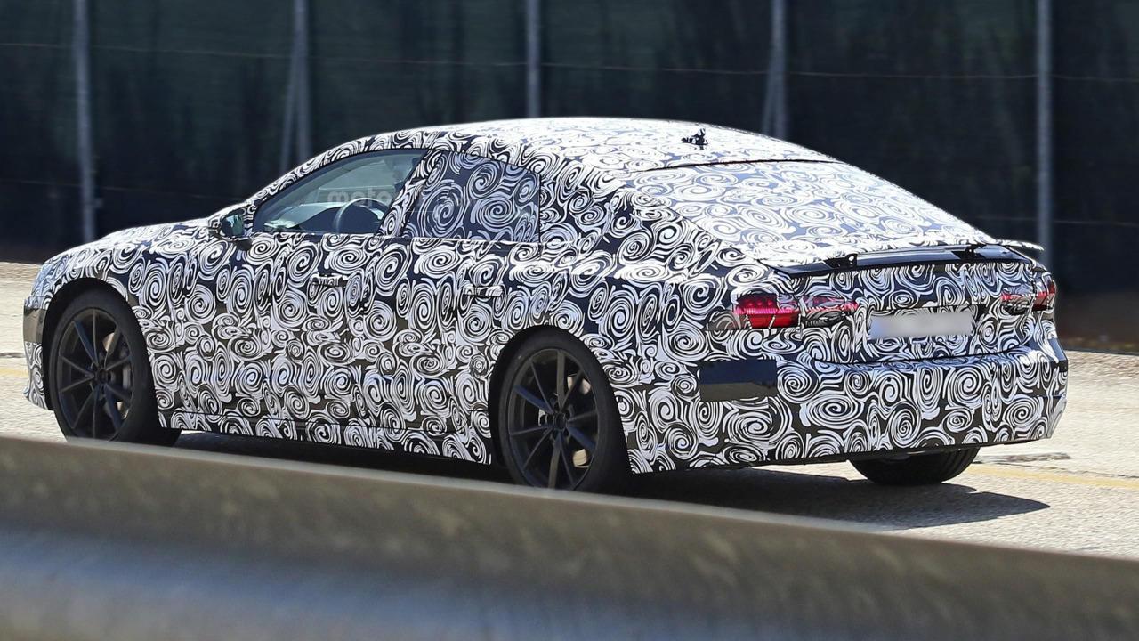 2017 - [Audi] A7 Sportback II - Page 2 2018-audi-a7-sportback-spy-photo
