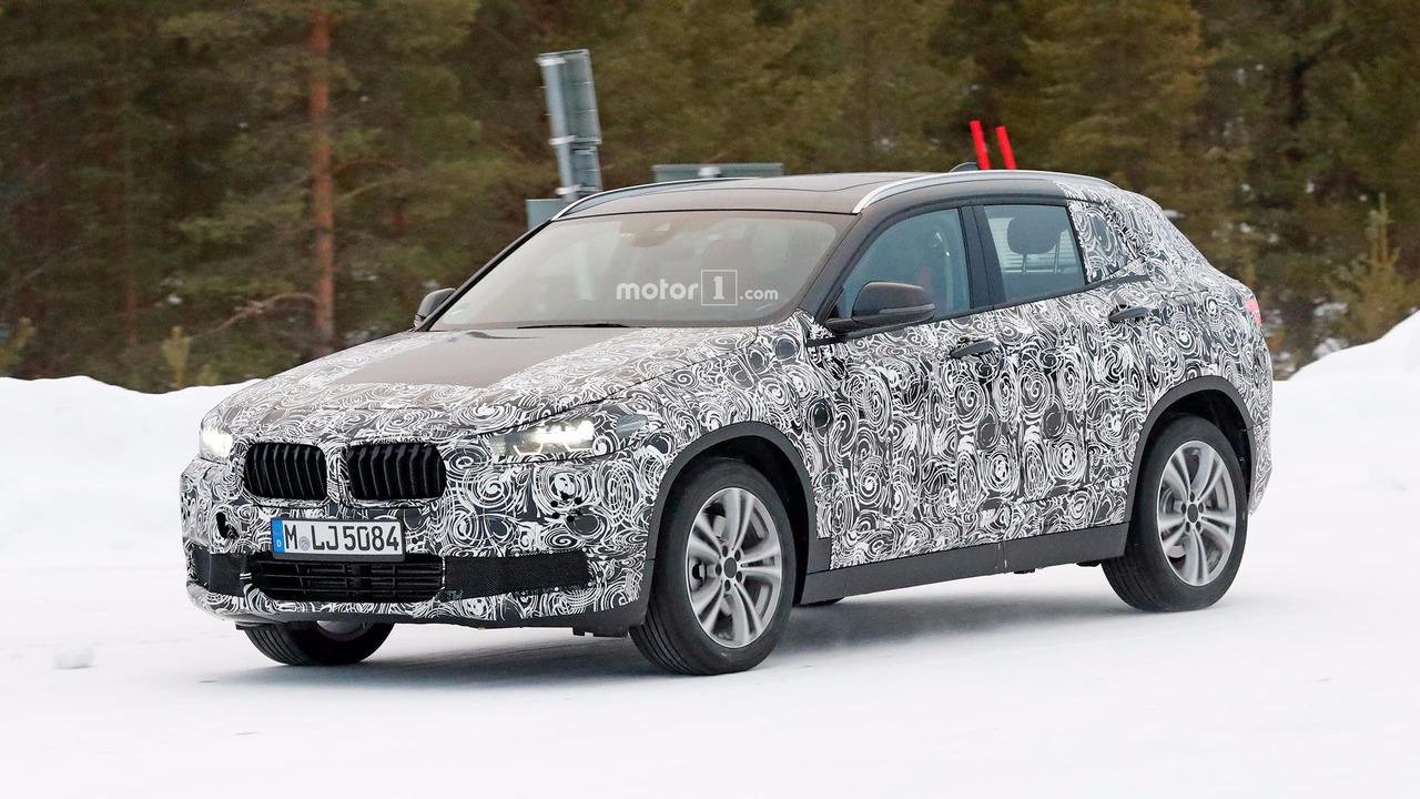 2017 - [BMW] X2 [F39] - Page 5 Bmw-x2-spy-photos-winter