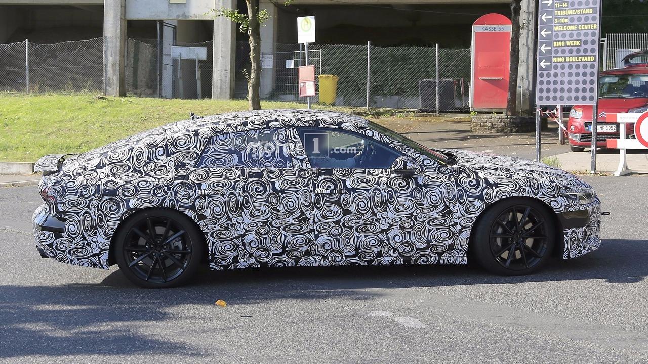 2017 - [Audi] A7 Sportback II - Page 2 2019-audi-s7-sportback-spy-photo