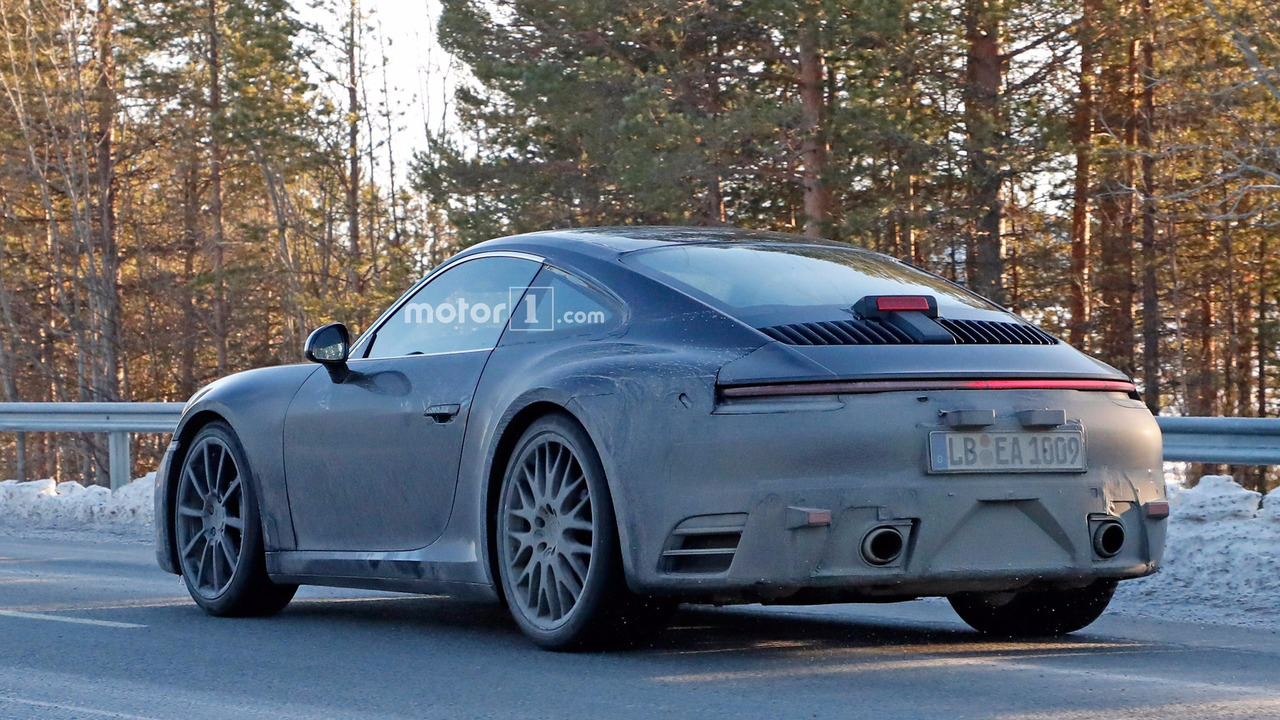 2018 - [Porsche] 911 - Page 2 Porsche-911-992-spy-photos
