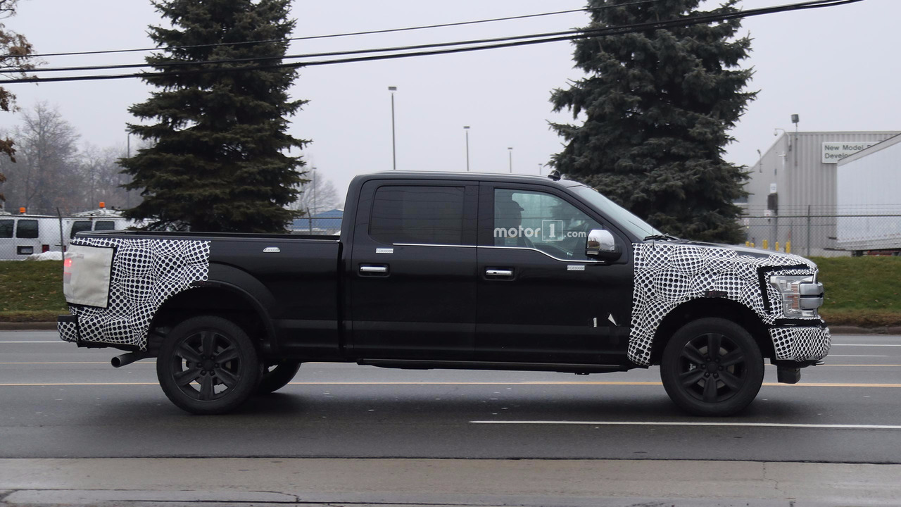2015 - [Ford] F Series - Page 2 2018-ford-f-150-spy-shots