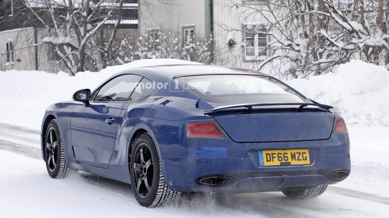 2017 - [Bentley] Continental GT - Page 2 2018-bentley-continental-gt-spy-photo