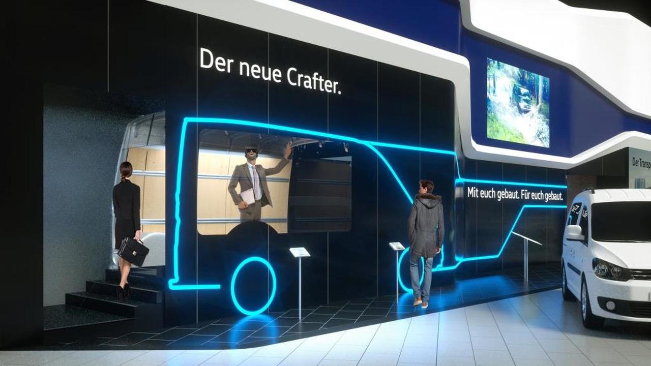 2016 - [Volkswagen] Crafter 2017-vw-crafter-teaser
